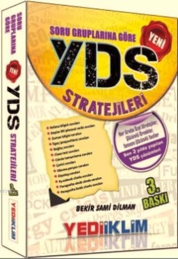 Soru Gruplarına Göre YDS Stratejileri Soruları