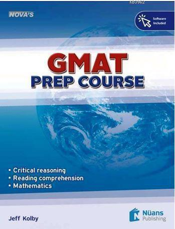 Nova's Gmat Prep Course + Software