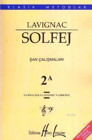 Lavignac Solfej 2A