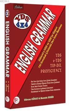 YDS 4x4 Set 4. Kitap; English Grammar