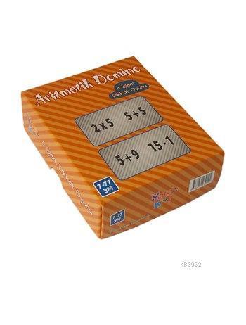 Aritmetik Domino (7-77 Yaş); 4 İşlem Dikkat Oyunu