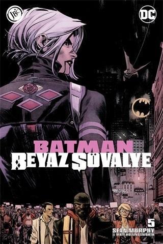 Batman Beyaz Şövalye 5