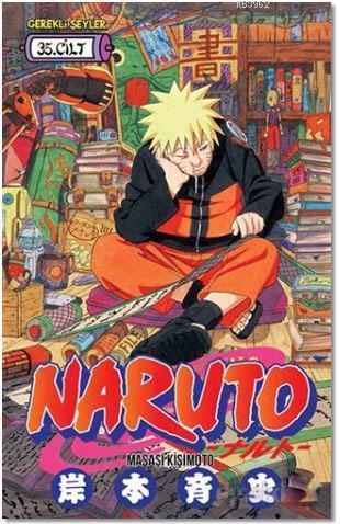 Naruto 35. Cilt