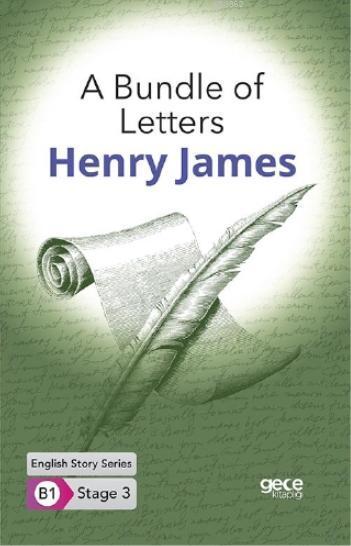 A Bundle of Letters İngilizce Hikayeler B1 Stage3