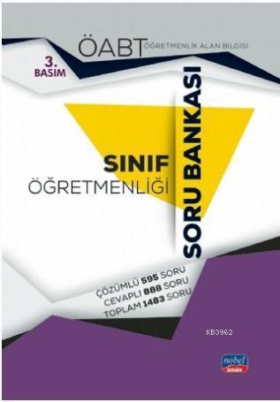 ÖABT Sınıf Öğretmenliği; Soru Bankası