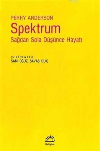 Spektrum; Sağdan Sola Düşünce Hayatı