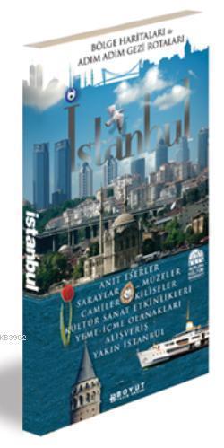 Bölge Haritaları ile Adım Adım Gezi Rotaları İstanbul