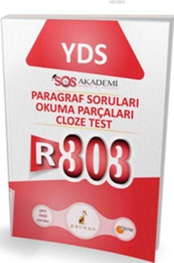 YDS R-303 Paragraf Soruları Okuma Parçaları Cloze Test