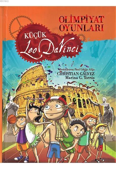 Olimpiyat Oyunları - Küçük Leo Da Vinci