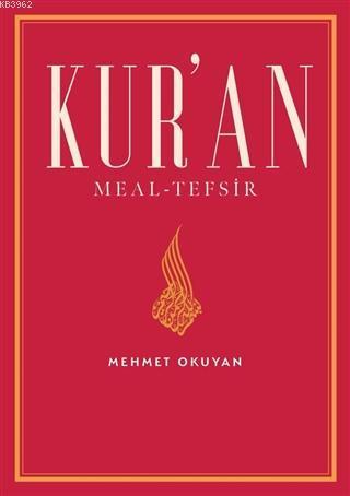 Kur'an Meal-Tefsir 8Ciltli)