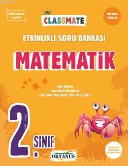 2. Sınıf Classmate Matematik Etkinlikli Soru Bankası