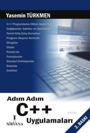 Adım Adım C ++ Uygulamaları