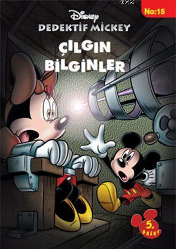 Dedektif Mickey - Çılgın Bilginler