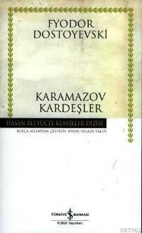 Karamazov Kardeşler (Ciltli)