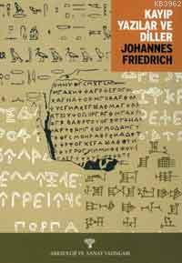 Kayıp Yazılar Diller