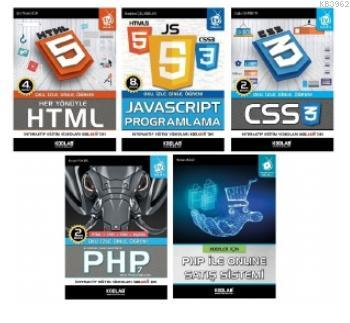 Php ile Web Programlama Seti (5 Kitap)
