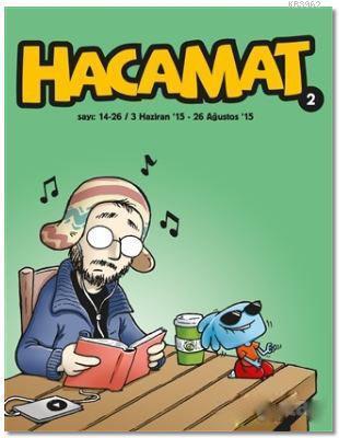 Hacamat Mizah Dergisi Cilt 2 Sayı: 14-26