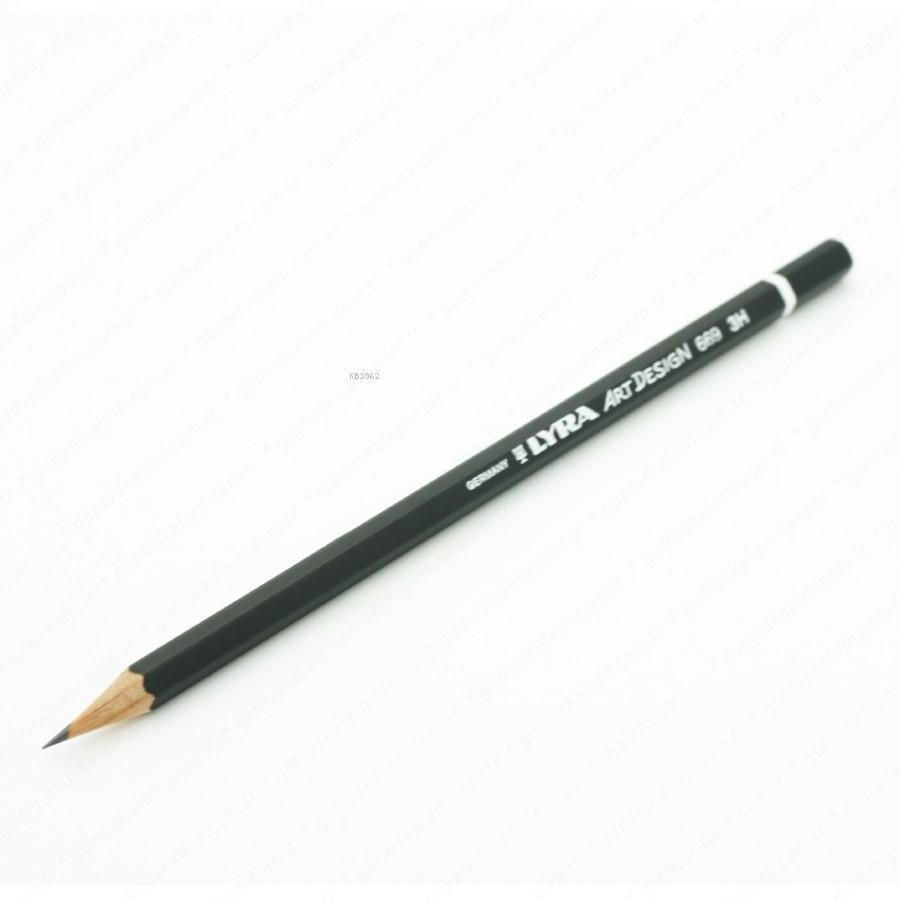Lyra Dereceli Kalem Art Design 12Li 3H L1110113