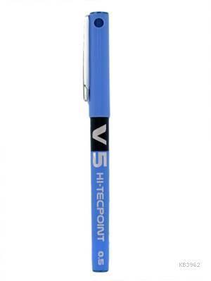 Kampanyalı Pilot Roller Kalem İğne Uç V5 Mavi Bx-V