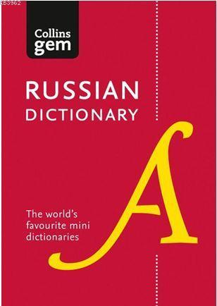 Collins Gem Russian Dictionary; (5th Edition)