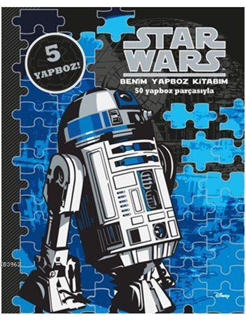Star Wars Öykülü Yapboz Kitabım (50 Parça, 3+ Yaş)