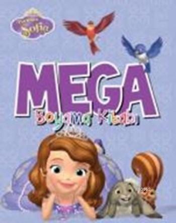 Disney Prenses Sofia Mega Boyama Kitabi Kolektif 9786050936803