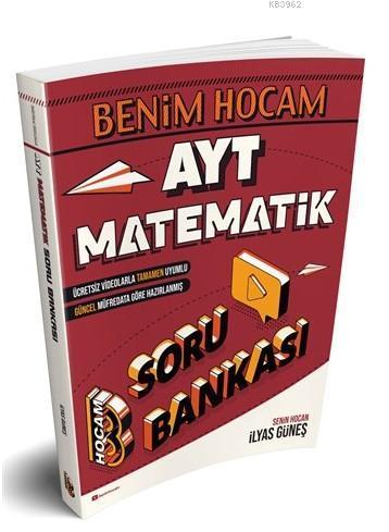 Benim Hocam Yayınları AYT Matematik Soru Bankası Benim Hocam