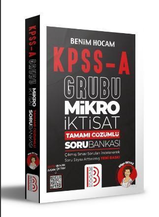 KPSS A Mikro İktisat Tamamı Çözümlü Bankası