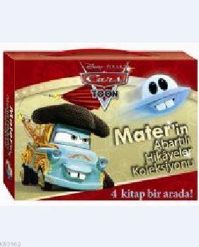 Mater'in Abartılı Hikayeler Koleksiyonu (4 Kitap Takım); Disney Pixar