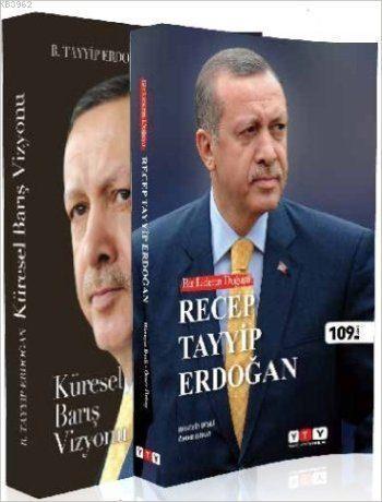 Bir Liderin Doğuşu - Küresel Barış Vizyonu (2 Kitap Takım); Recep Tayyip Erdoğan