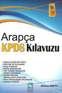 Arapça KPDS Kılavuzu