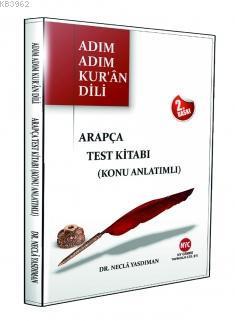 Adım Adım Kur'an Dili Test Kitabı (1000 Soru)