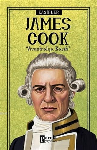James Cook - Kaşifler; Avustralya Kaşifi