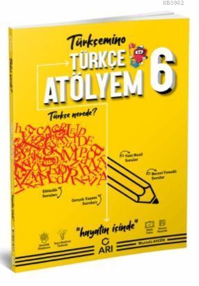 Arı Yayıncılık 6.Sınıf Türkçe Atölyem