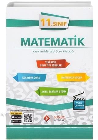 11. Sınıf Matematik Modüler Set Sonuç Yayınları