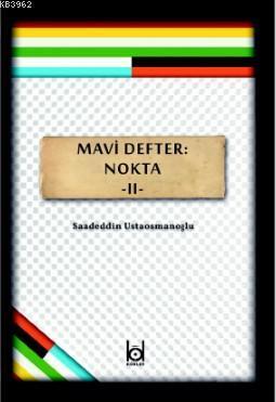 Mavi Defter: Nokta -2