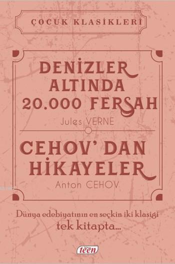 Denizler Altında 20.000 Fersah-Cehov'dan Hikayeler