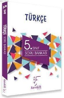 Karekök Yayınları 5. Sınıf Türkçe Soru Bankası Karekök