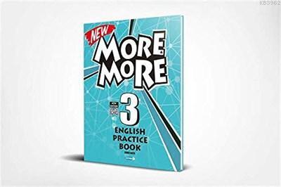 Kurmay - 3. Sınıf More & More Englısh Practıce Book +  Eng