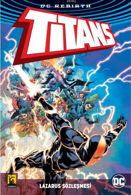 Titans; Lazarus Sözleşmesi