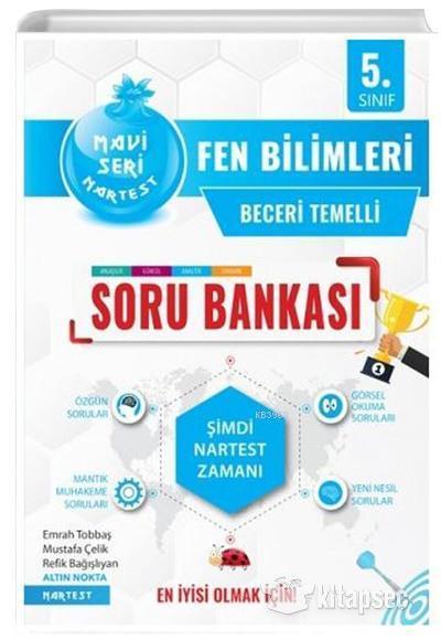 5. Sınıf Mavi Fen Bilimleri Soru Bankası