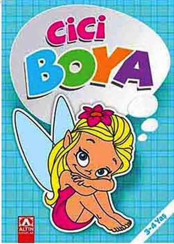 Cici Boya (Mavi); 3+ Yaş