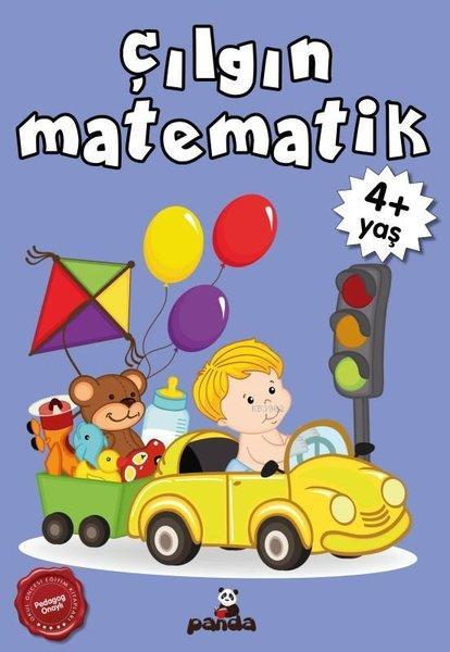 Çılgın Matematik 4+ Yaş