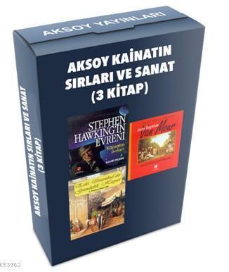 Aksoy Kainatın Sırları ve Sanat Seti (3 Kitap)