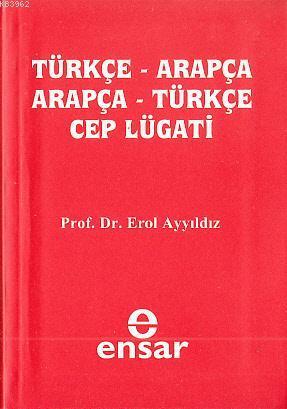 Türkçe-Arapça Arapça-Türkçe Cep Lugatı