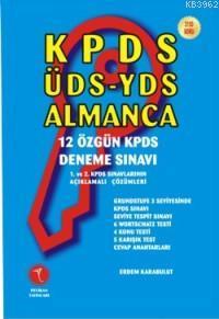 KPDS-ÜDS-YDS Almanca