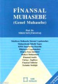 Finansal Muhasebe; Genel Muhasebe
