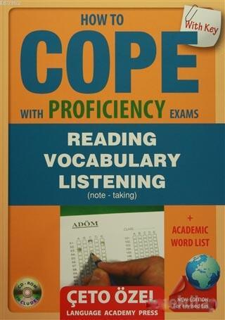 How To Cope With Proficiency Exams; Reading Vocabulary Listening