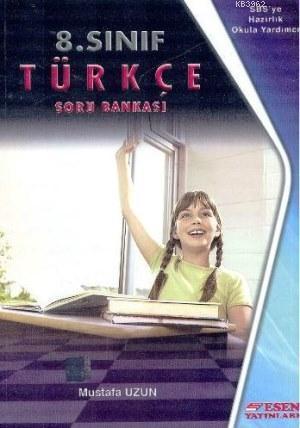 Esen Yayınları 8. Sınıf LGS Türkçe Soru Bankası Esen