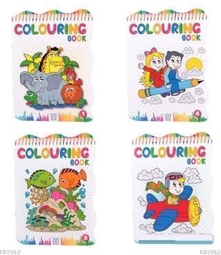 Colouring Book - 1